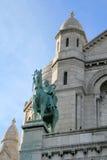 coeursacr för 2 basilique Royaltyfri Foto