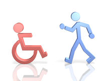 Disability and able bodied people essay