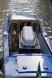Cofanetto in barca fotografie stock libere da diritti