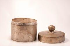 Cofanetto d'argento Fotografia Stock Libera da Diritti