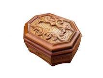 Cofanetto di legno. Immagine Stock Libera da Diritti