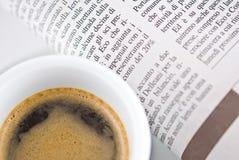 cofee杯子 免版税图库摄影