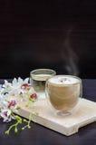 cofee καυτό Στοκ Εικόνες