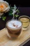 cofee καυτό Στοκ εικόνα με δικαίωμα ελεύθερης χρήσης