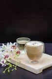 cofee καυτό Στοκ Φωτογραφίες