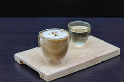 cofee καυτό Στοκ φωτογραφία με δικαίωμα ελεύθερης χρήσης