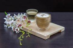 cofee καυτό Στοκ Εικόνα