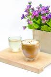 cofee καυτό Στοκ φωτογραφίες με δικαίωμα ελεύθερης χρήσης