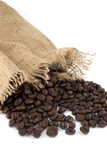 cofee фасоли Стоковая Фотография