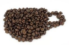 cofee фасоли Стоковые Изображения