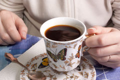 Cofee Stock Image