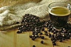 Cofee Fotografia Stock