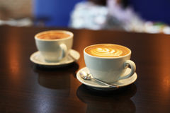 Cofee Στοκ Εικόνα