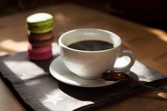 Cofee avbrott Arkivbild