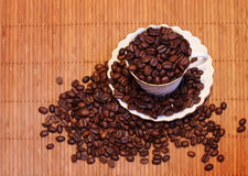 Cofee background Royalty Free Stock Images