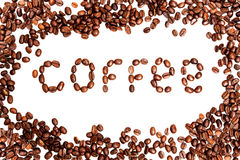 cofee beans Royalty Free Stock Images