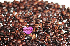 Cofee beans Stock Photography