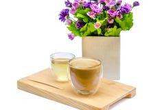 Cofee caldo Fotografie Stock Libere da Diritti