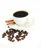 Cofee Cup lizenzfreie stockfotos