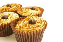 Cofee cupcakes Stock Photo