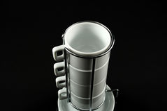 Cofee cups Royalty Free Stock Photography