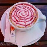 Cofee del cappuccino Fotografie Stock Libere da Diritti
