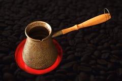 Cofee di mattina Immagine Stock