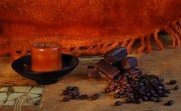 Cofee dolce Fotografia Stock