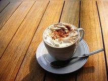 Cofee dolce Fotografia Stock Libera da Diritti
