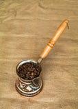 Cofee harar etíope Fotografía de archivo