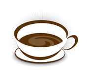 Cofee illustration Stock Photos