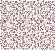 Cofee seamless pattern. Royalty Free Stock Image