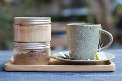 Cofee Set Stockfotografie