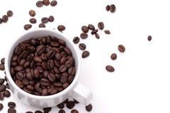 Cofee Startwert für Zufallsgenerator Lizenzfreies Stockbild