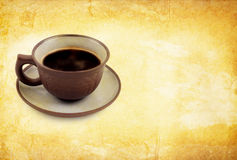 Cofee vintage background Royalty Free Stock Photos