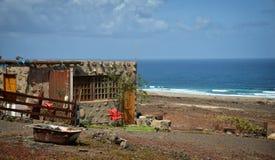 COFETE,费埃特文图拉岛,西班牙 免版税库存图片