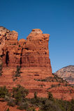 Coff Pot Mountain. Coffee Pot mountain in Sedona, Arizona Stock Images