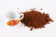 coffe土耳其 库存照片