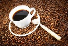 coffe杯子 免版税库存照片