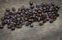 Coffe背景 免版税库存照片