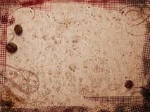 coffe πλαίσιο απεικόνιση αποθεμάτων
