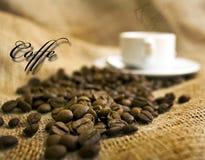 coffe ποτό Στοκ Εικόνα
