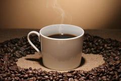 coffe φλυτζάνι Στοκ Εικόνες