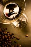coffe крупного плана фасоли Стоковое Изображение RF