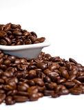 coffe фасолей Стоковая Фотография RF