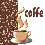 Coffe vector illustratie