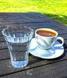 Coffe Fotografie Stock