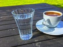 Coffe Fotografia Stock