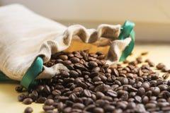 Coffe bönor Royaltyfri Bild