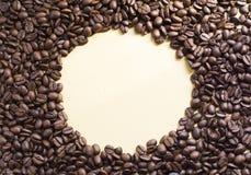 Coffe bönor Royaltyfri Fotografi